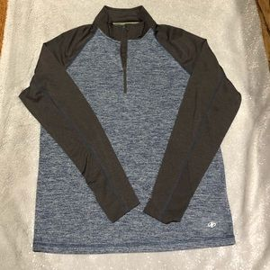 Other - NWOT~ Nordictrack Tech Zip Blue And Black